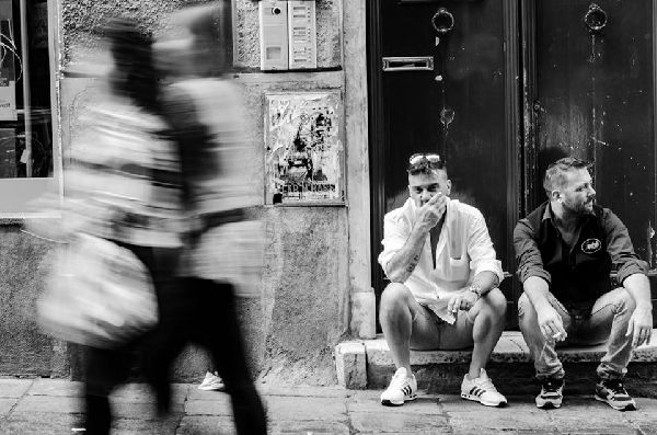 Workshop Fotografia Street Photography Genova